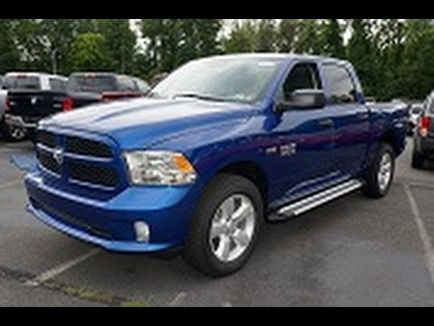 Blue 2008 Dodge Ram 1500 >> How to install Romik RAL-T Running Boards on a 2016 Dodge Ram Crew Cab - YouTube