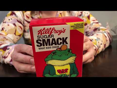 4de9cfeeb369e5 Review and unboxing A Case of Ron English Popaganda Cereal Vinyls ...