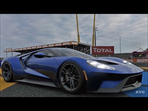 Forza Motorsport 7 - Ford GT 2017 - Test Drive Gameplay (HD) [1080p60FPS]