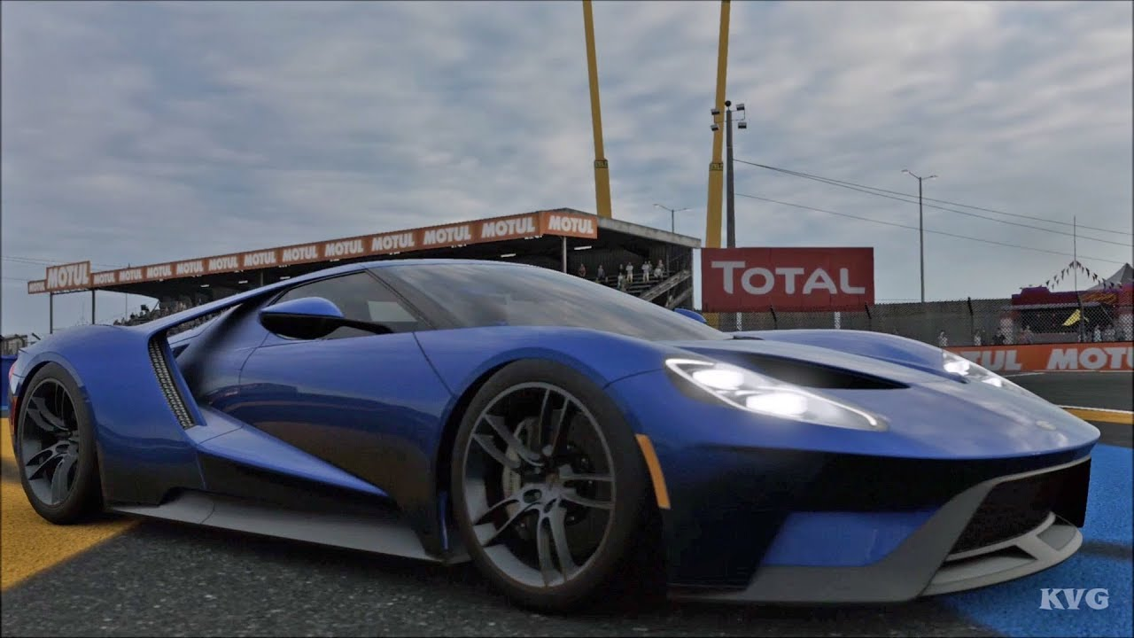 Forza Motorsport  Ford Gt  Test Drive Gameplay Hd Pfps