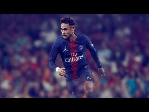 UNBOXING: 'Paris Saint-Germain' - Home / PSG 2018-19 Neymar!