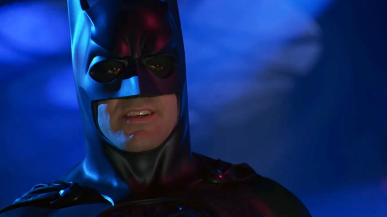 "Hi Freeze, I'm Batman!"" - YouTube"