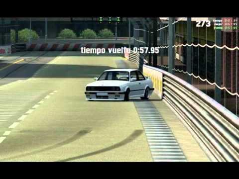LFS - BMW E30 Hardcore Drifting