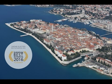 Zadar, Croatia - the best city break getaway in Europe 2016