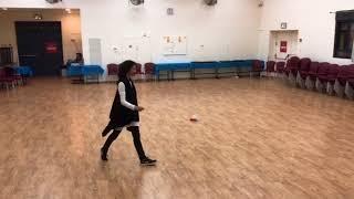 ריקודי עם ״לשוב הביתה״ נורית מלמד