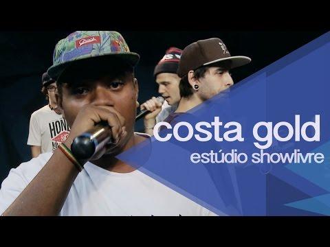 """Alameda weed"" - Costa Gold no Estúdio Showlivre 2014"