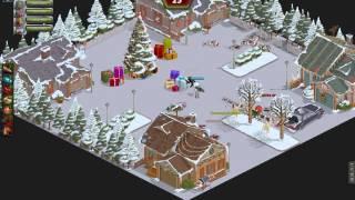 Город Мертвых ВК - Прохождение новогодней акции