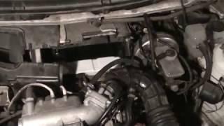 Замена печки и радиатора на ВАЗ 2110. Обратный отсчет.