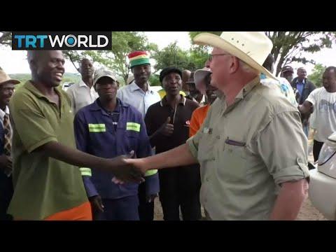Zimbabwe Evictions: Farmer returns to property seized under Mugabe