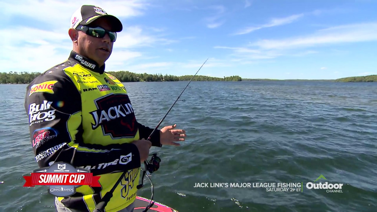 Major league fishing behind the scenes look outdoor for Major league fishing com