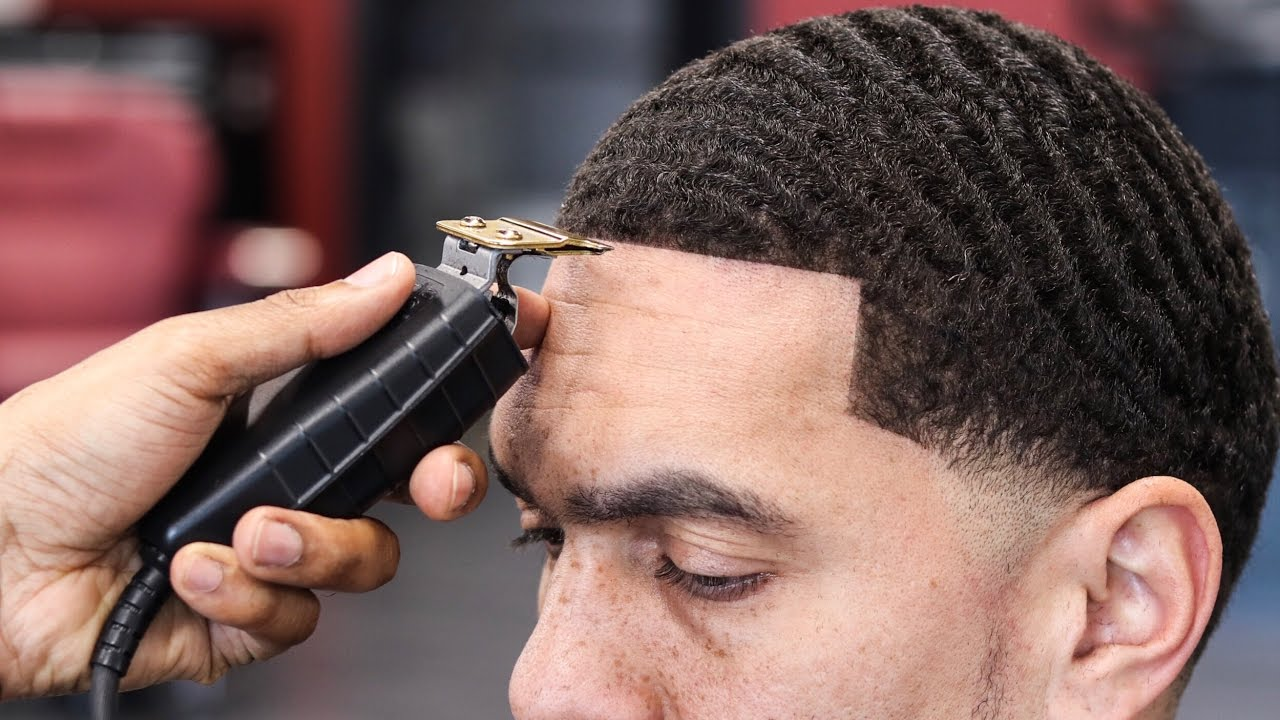haircut tutorial klay thompson