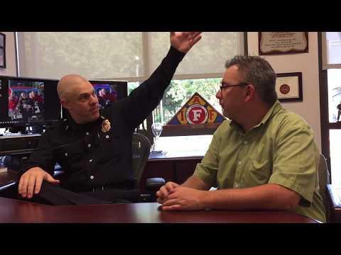 Sunday Conversation: East Contra Costa Fire Chief Brian Helmick