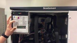 Resetting a Scotsman Prodigy Cuber