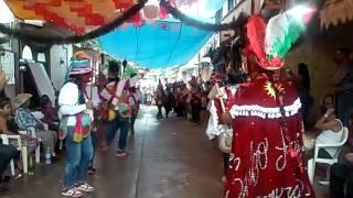 Danza De Las Cueras Quechultenango 24/07/2015