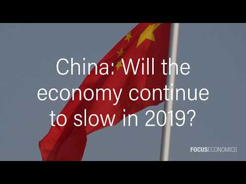 China: Will the economy continue to slow in 2019?