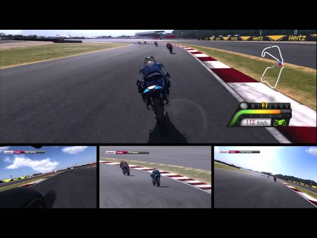 MotoGP 13 - Moto3 - PS3 Gameplay