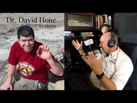Dinosaur Behavior - Interview with Dr. David Hone - Podcast #131