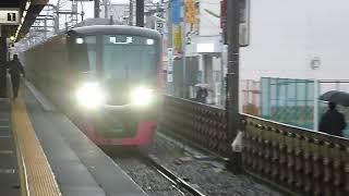 京王5000系5733F回送 上北沢駅通過