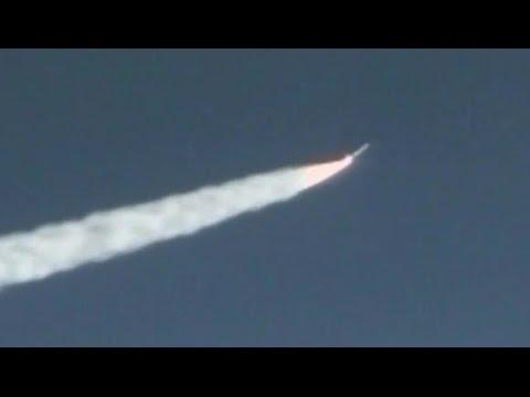 Launch of Orbital ATK's Pegasus XL Rocket carrying CYGNSS micro-satellites