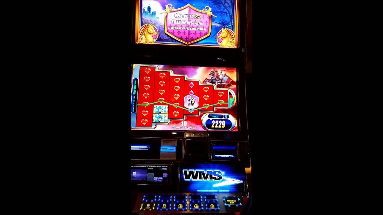 knights keep slot machine