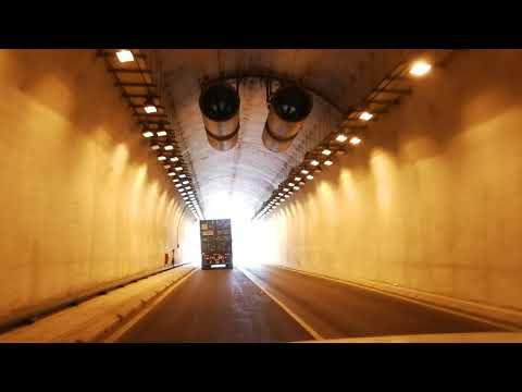 The Sepanggar Port Tunnel, Kota Kinabalu
