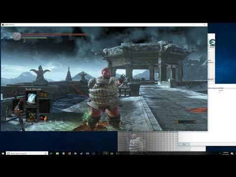 Simple Behavior ID Bullet Turret - Dark Souls 3 Cheat Engine Tutorial