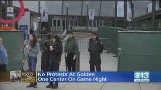 Security Measures At Golden 1 Center Hurt Businesses