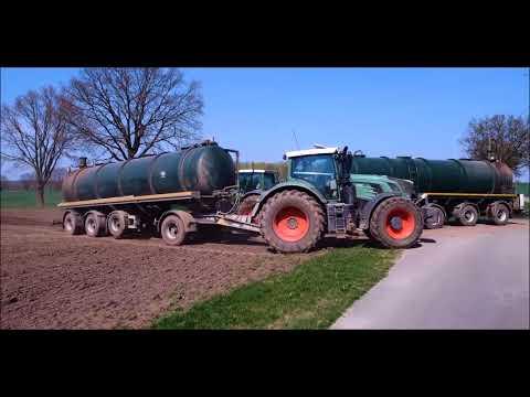Frühling in der Landwirtschaft wenn wir Arbeiten ist es nicht Langweilig 2018