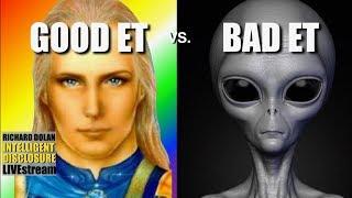 Richard Dolan Good ET vs. Bad ET  (11/27/18)
