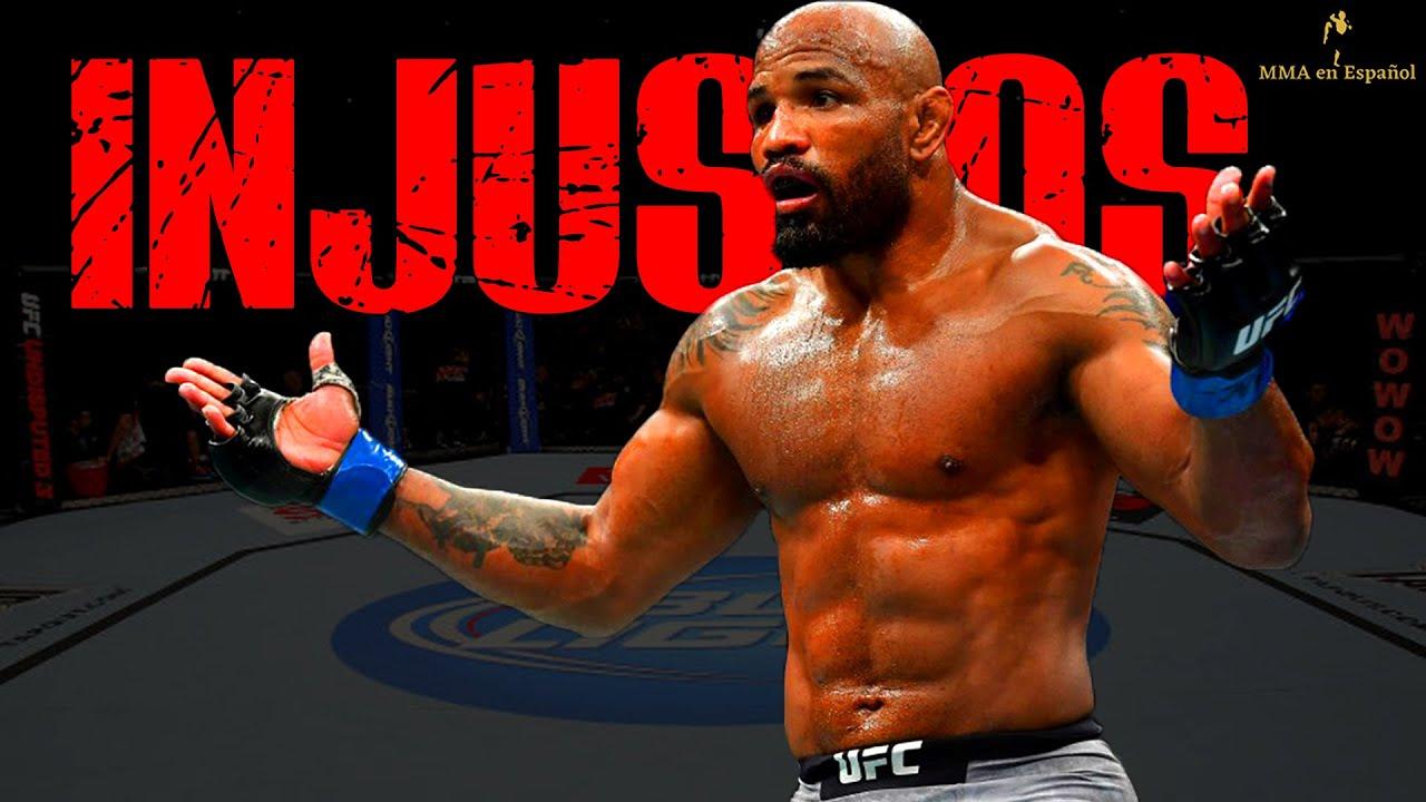 Despidos Injustos de la UFC