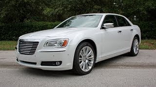 2011/ 2012 Chrysler 300c second look