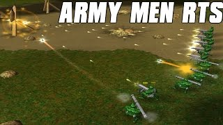Army Men RTS - Great Battles - Blind Pass