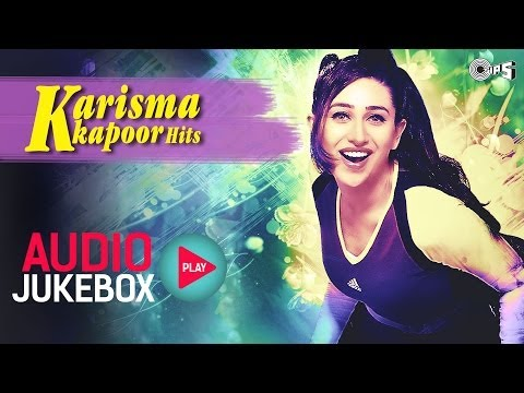 Karisma Kapoor Hits  Audio Jukebox  Full Songs Non Stop
