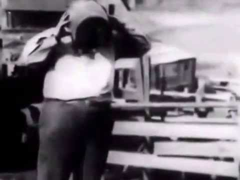 Mabel Normand Film #157: Mabel and Fatty's Simple Life (1915, Fatty Arbuckle)