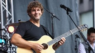Exclusive Interview: Billy Currington Talks Summer Forever Tour