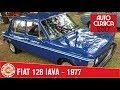 Fiat 128 IAVA Doble Línea 1977 | Club Fiat Clásicos Argentina | Autoclásica 2017