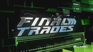 Final Trades: Deere, Chevron, Moderna & more