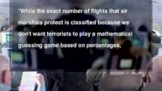 """Investigation Reveals """"Truth"""" About US Air Marshals"""