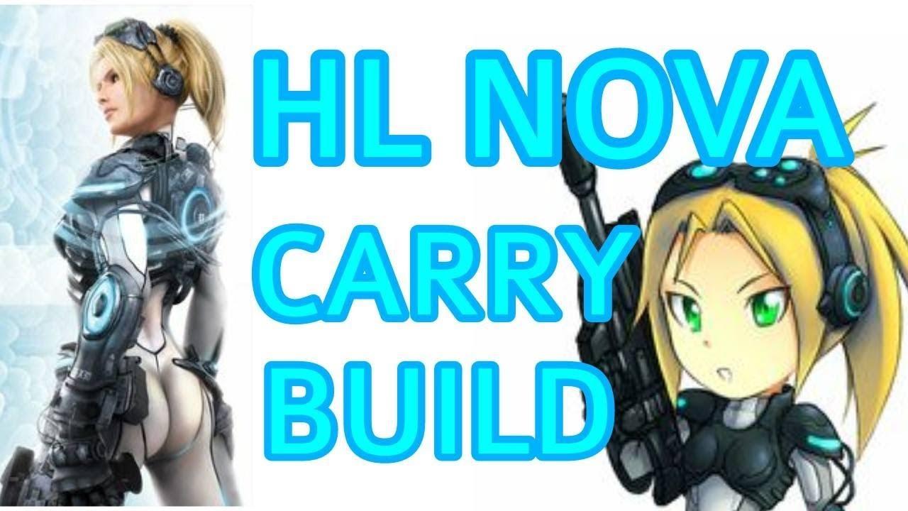 Nova Hots Build