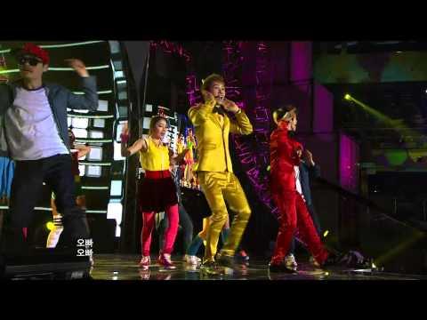 【TVPP】Key, Minho, Taemin(SHINee) - Oppa Oppa, 키, 민호, 태민(샤이니) - 떴다 오빠 @ 2011 KMF Live