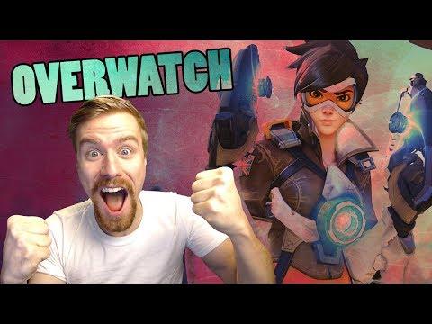 OVERSALT | OVERWATCH PC GAMEPLAY | LIVESTREAM - Duur: 2:04:12.