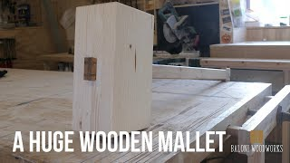 Making a Monster Mallet! (For no good reason...)