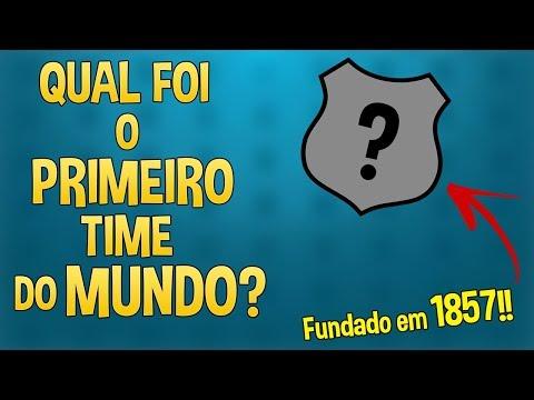 QUAL FOI O PRIMEIRO TIME DO MUNDO?? - Respondendo Os Inscritos #2