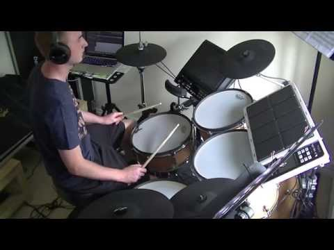 🎶 Bring Me the Horizon - Suicide Season - Drum Cover (DrummerMattUK)