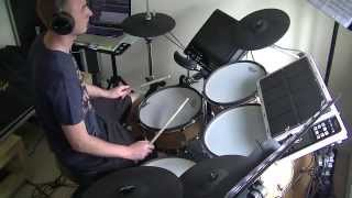 Bring Me the Horizon - Suicide Season - Drum Cover (DrummerMattUK)