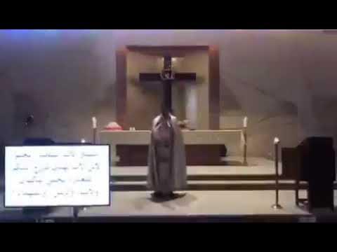 Explosión en Beirut sorprendió a sacerdote cuando realizaba misa