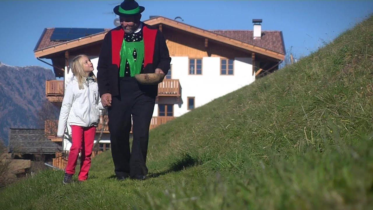 Urlaub auf dem Bauernhof mit Ferienwohnungen in Südtirol