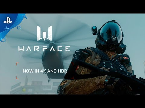 Warface - Now in 4K and HDR | PS4 thumbnail