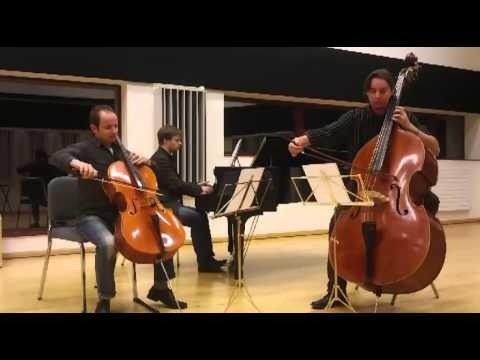 Dmitri Shostakovich - Prelude on Cello and Doublebass