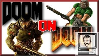 Doom 4 on the Doom 1 Engine! | Nostalgia Nerd
